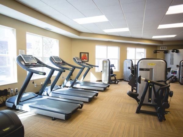 SilverCreek on Main fitness center