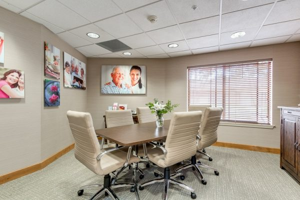 Hawthorn Court at Ahwatukee business center