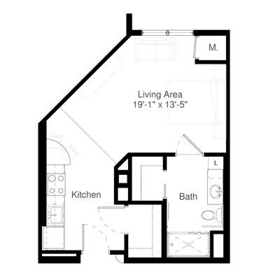 SilverCreek on Main floor plan 11