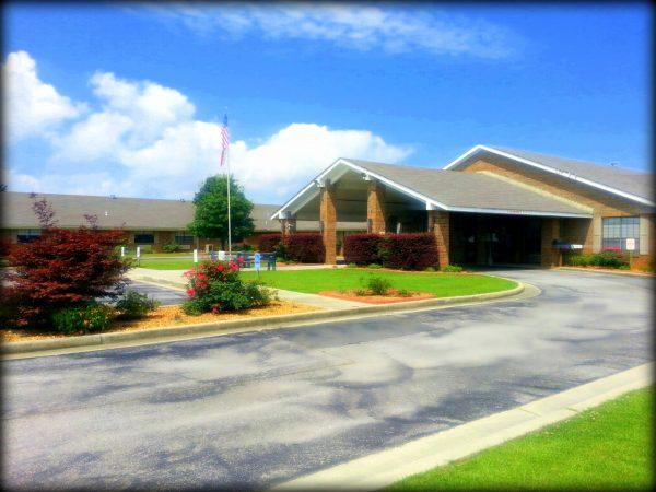 Cherokee County Health and Rehabilitation Center building exterior