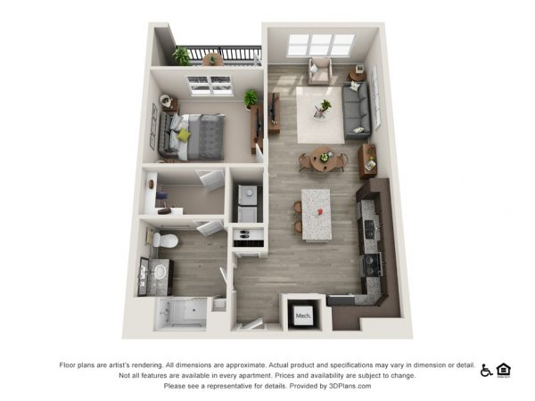 The Forbes floor plan at Belvedere at Berewick