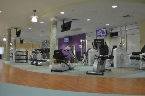 Arbor Acres United Methodist fitness center