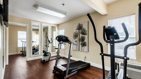 Morningside of Vestavia Hills fitness center