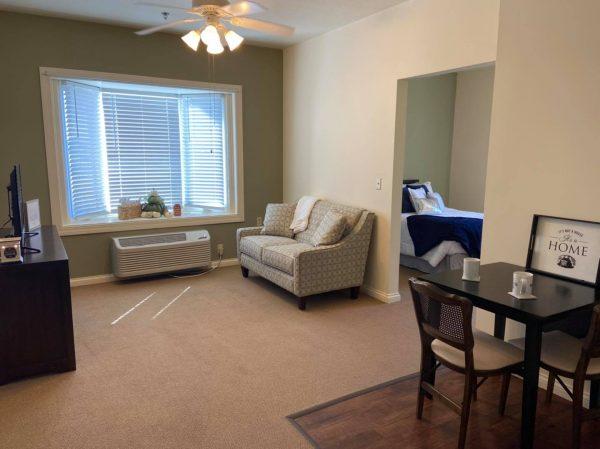 Morningside of Troy model home interior