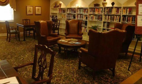The Columbia Presbyterian Community community library
