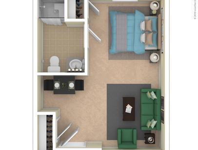 Autumn Cove floor plan C