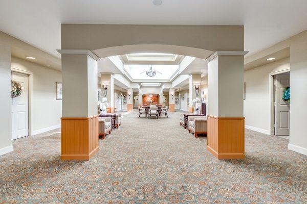 Hawthorn Court at Ahwatukee lobby