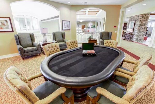 The Groves, A Merrill Gardens Community game room