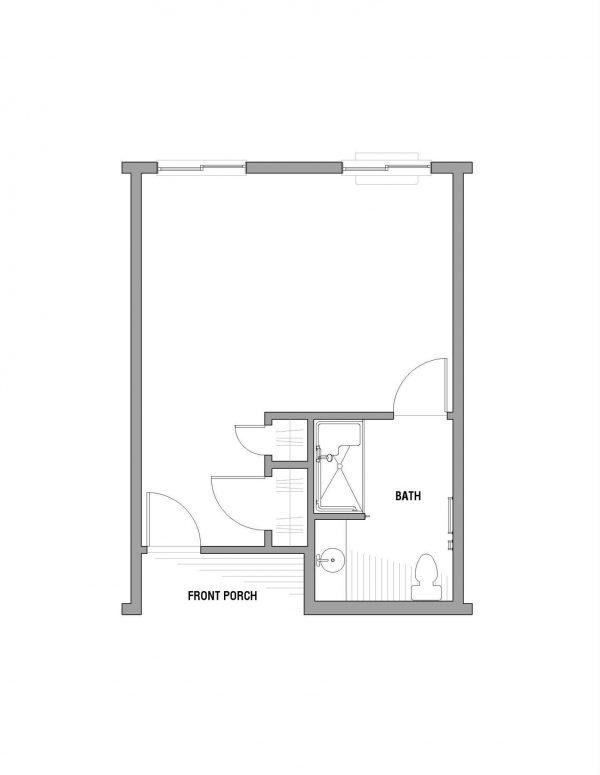 Palos Verdes Senior Living floor plan 5