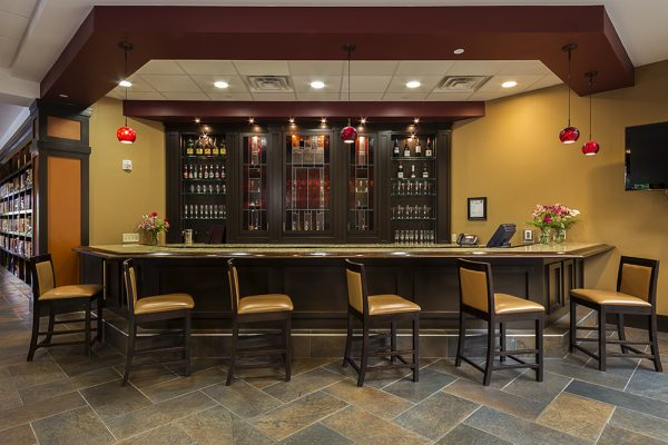 High top bar for residents of Danberry At Inverness