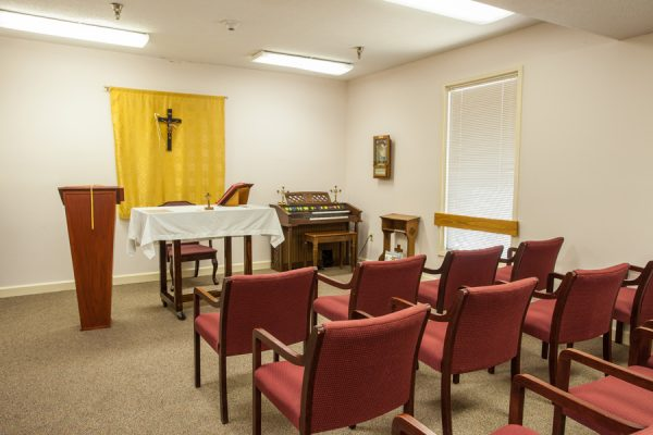 The Brennity at Fairhope community chapel