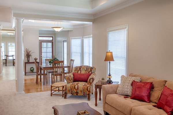 The Brennity at Fairhope community living area