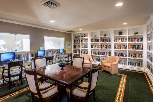 Preston Pointe community library
