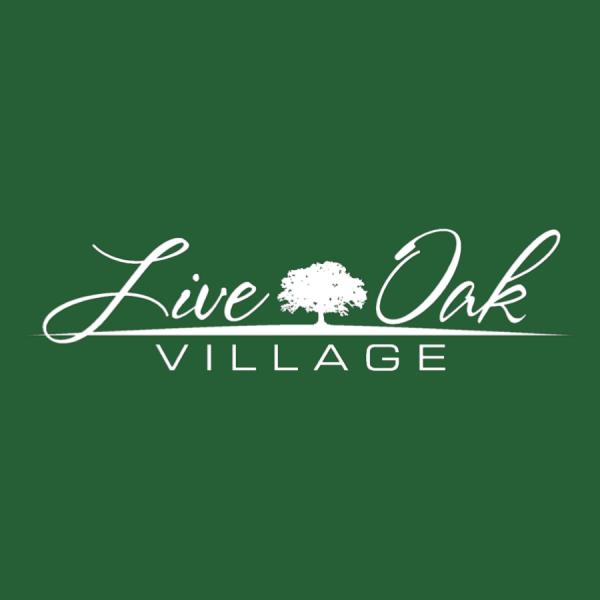 LiveOak Village logo