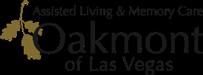 Oakmont of Las Vegas logo