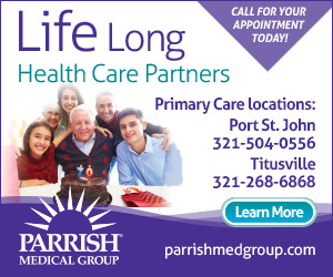 Parrish Health Care Partners Banner Ad