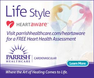 Parrish Healthcare Banner
