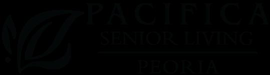 Pacifica Senior Living Peoria logo