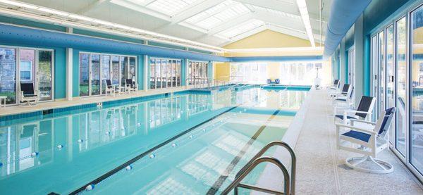 Windsor Run indoor swimming pool