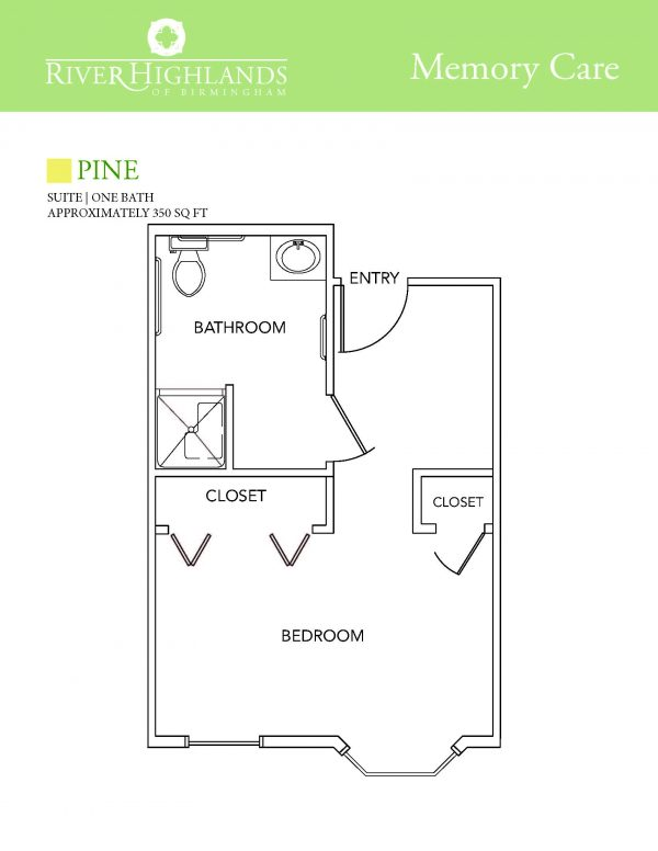 River Highlands Pine floor plan