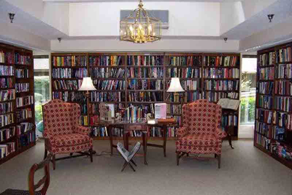 The Seabrook of Hilton Head community library