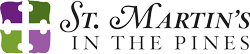 St. Martin's in the Pines logo