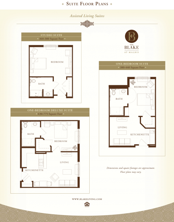 The Blake at Malbis floor plans 2