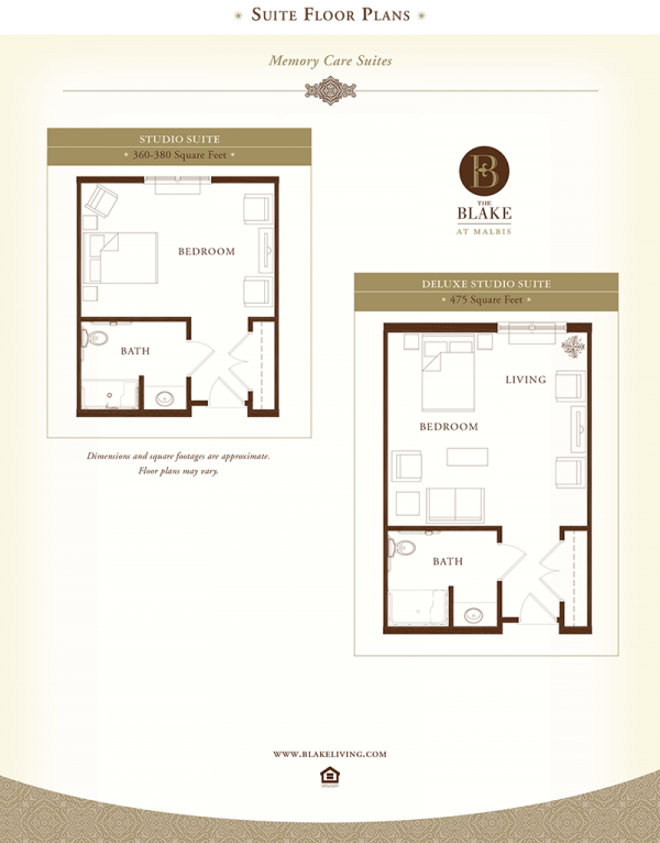 The Blake at Malbis floor plans 1