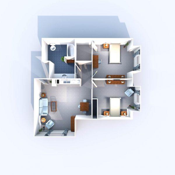 Arbor Ridge at Kernersville Cypress floor plan