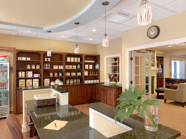 Whitestone retirement community store in Greensboro, NC