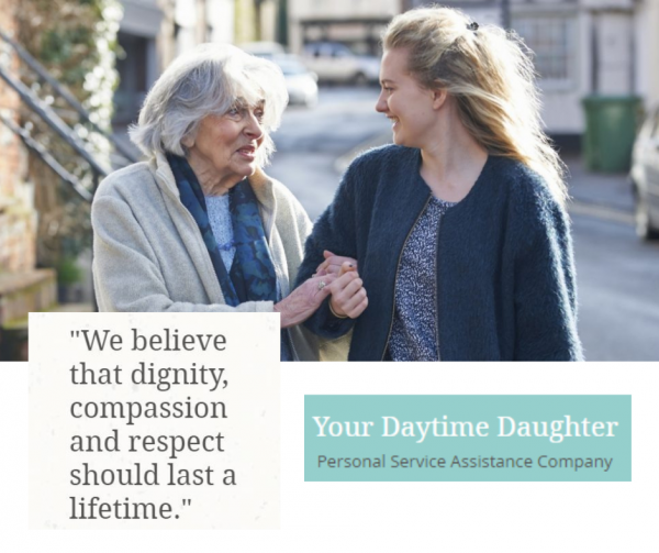 Your Daytime Daughter Banner