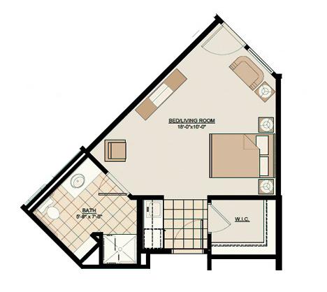 Canterfield of Bluffton belmont floor plan