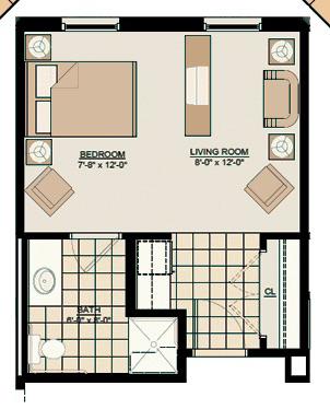 Canterfield of Bluffton bluegrass floor plan