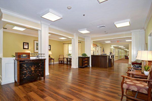 Brookdale Arrowhead Ranch foyer