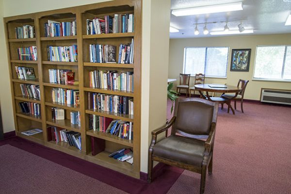 Brookdale Fort Smithresident library