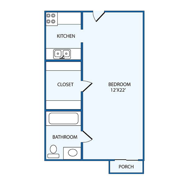The Columbia Presbyterian Community richburg floor plan