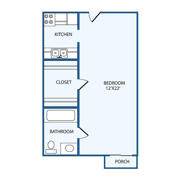 The Columbia Presbyterian Community abbeville floor plan