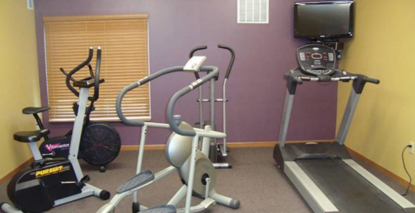 The Crossings at Brookwood fitness center