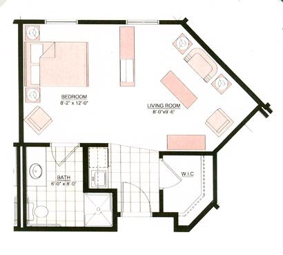 Canterfield of Bluffton derby floor plan