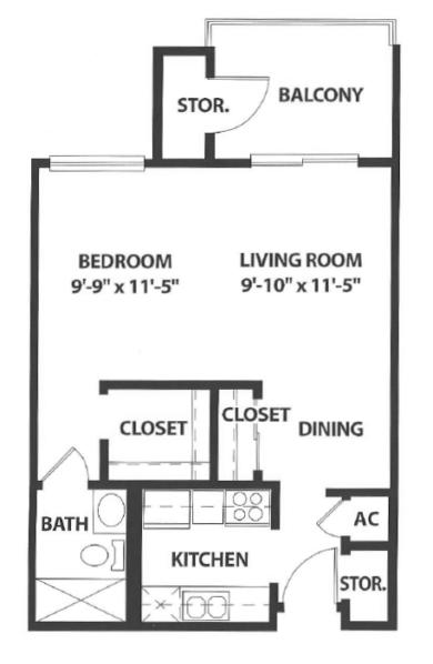 Sierra Winds floor plan 7