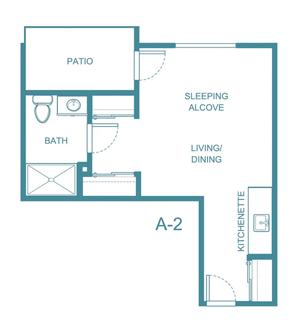 Rocky Ridge floor plan 2