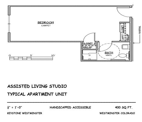 Keystone Place at Legacy Ridge floor plan 3