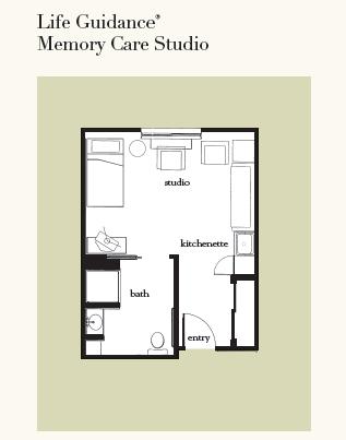 Atria Grapevine floor plan 4