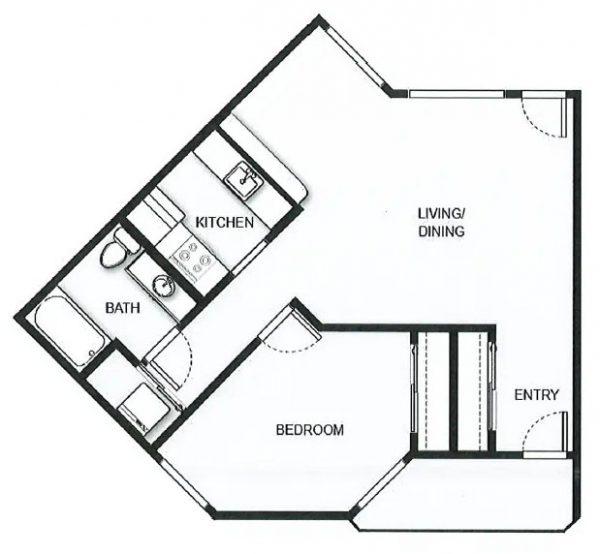 The Gardens at Arkanshire floor plan 5