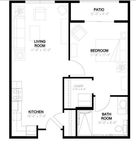 Lely Palms - floor plan