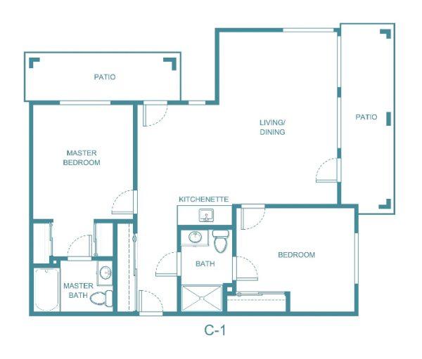 Rocky Ridge floor plan 7