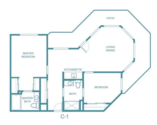 The Gardens at Arkanshire floor plan 7