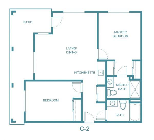 Rocky Ridge floor plan 8