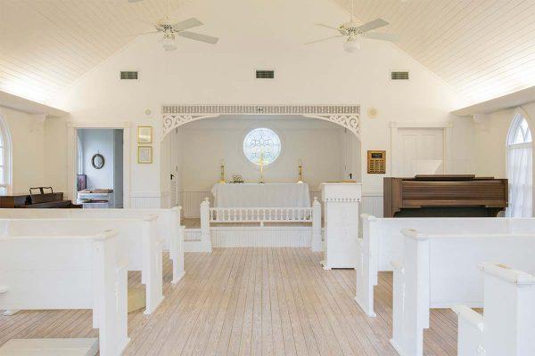 Homestead Village of Fairhope community chapel