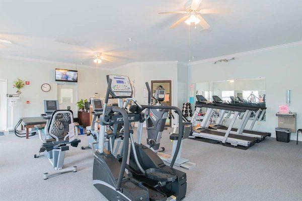 Homestead Village of Fairhope fitness center